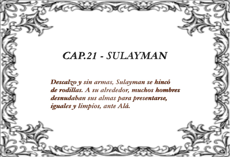 21 sulayman 1